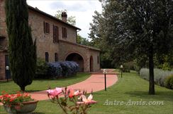 Appartement 4728: Maison Montaione, Toscane, Italie