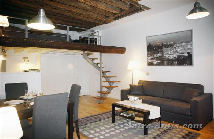 Appartement 5923 Appartement Le Marais 3ieme Et 4ieme Paris